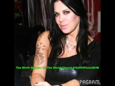 Chyna For The WWE Hall Of Fame 2016!