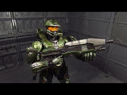 Play Arts Kai Master Chief (Halo 5) Figure Review