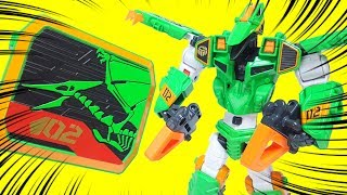 figcaption 지오메카 캡틴다이노 프테라스톰 공룡 장난감 GeoMecha Captain Dino Pterastorm toys
