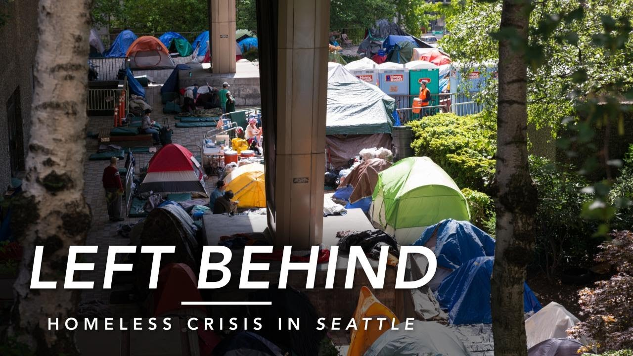 FOX News Left Behind: Homeless Crisis in Seattle