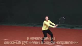 Теннис. Дневник тренировок. 28.