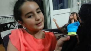Yoga Barbie açılımı