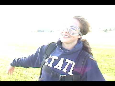 Madeline Grande Birthday Skydive