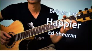 Belajar Gitar (Happier - Ed Sheeran)