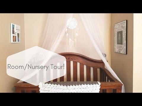 Teen Parents: Room/Nursery Tour!!