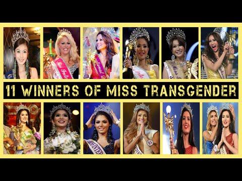 11 Miss Transgenders Of Miss International Queen (2004 - 2015)