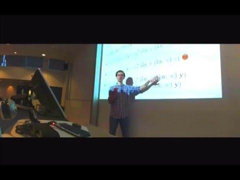 The Lambda Calculus: Lecture 1