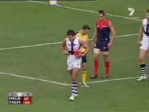 Des Headland's best game for Freo