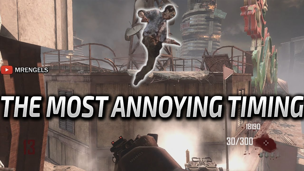 The most annoying Call of Duty Zombies map EVER | Call Of Duty Black Ops 2  Zombies Die Rise Zombies