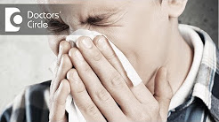 Symptoms of nasal allergies - Dr. Lakshmi Ponnathpur