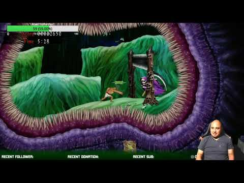 WTF!!!! 12 Mins and 25 Deaths.. Ghost N Goblins Resurrection |