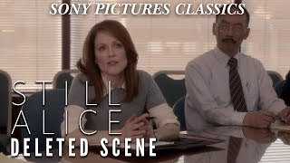 Still Alice- Deleted Scene