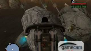 GTA SA- Welcome to Shutter Island.