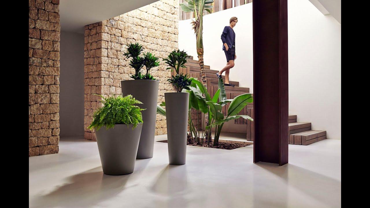 vondom pots lighting by studio vondom youtube. Black Bedroom Furniture Sets. Home Design Ideas