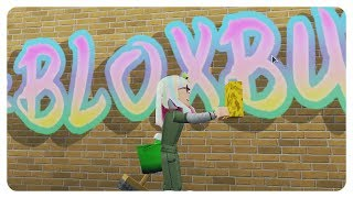 """Bersihin Trash und Graffiti 😅"" 