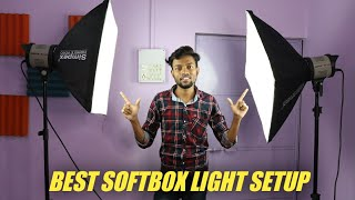Best Softbox Light Setup For Youtube Videos || Unboxing & Review 🔥 screenshot 3