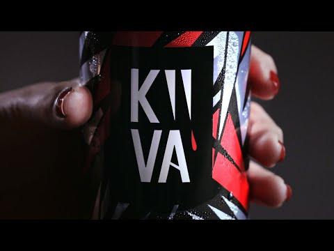 エナジードリンク「KIIVA(キーバ)」 CM 30秒