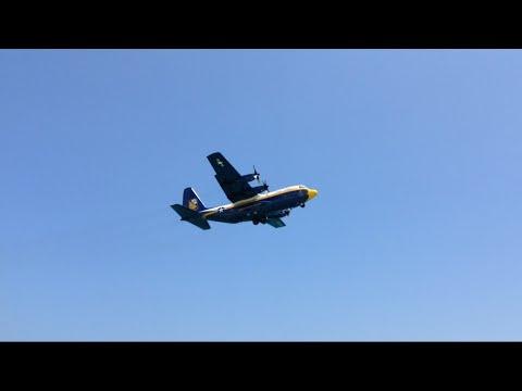BlueAngels Pensacola Beach Airshow 2015