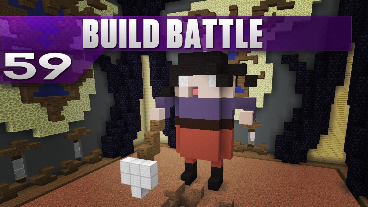 Minecraft: Build Battle    59    Derpy Theme - YouTube