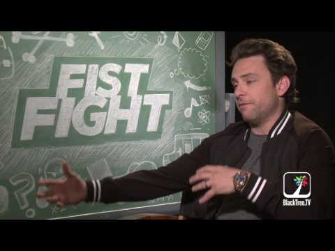 Charlie Day Interview Fist Fight