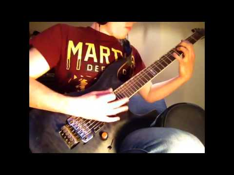 The Dillinger Escape Plan - Hero of the Soviet Union. Guitar Cover mp3