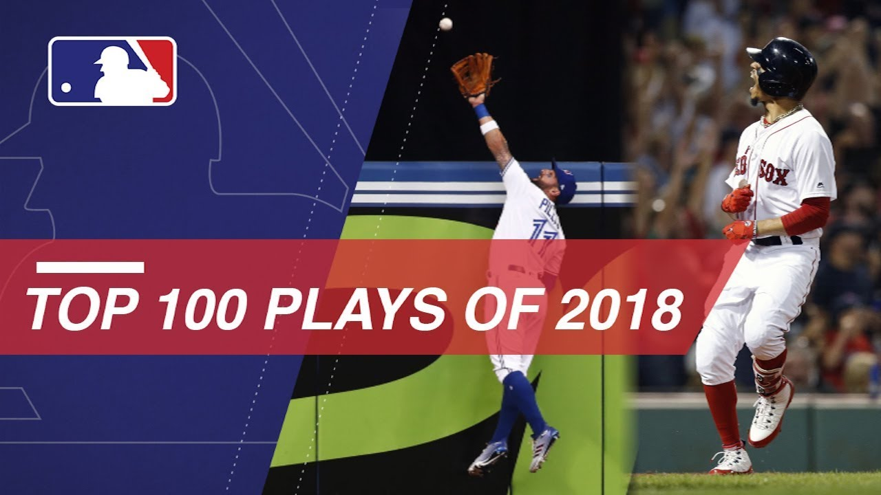 Download Check out the top 100 plays from 2018