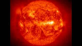 The Sun - SOHO Extreme Ultraviolet 304
