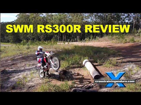 SWM RS300R TEST REVIEW: best budget enduro bike?