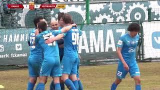 Саммари матча | КАМАЗ 3:1 Челябинск