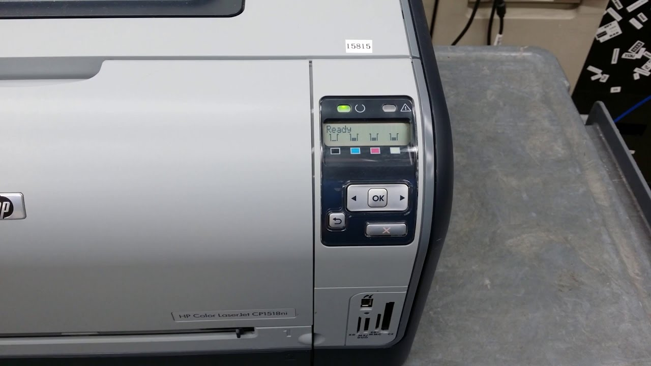 HP CP1518 DRIVER FOR PC