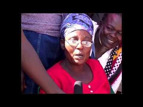 Kisumu  Presidential Results Reactions