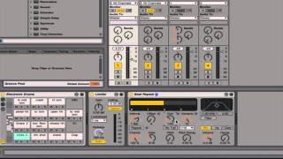 Using Beat Repeat in Ableton