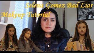 Selena Gomez Bad Liar Makeup Tutorial