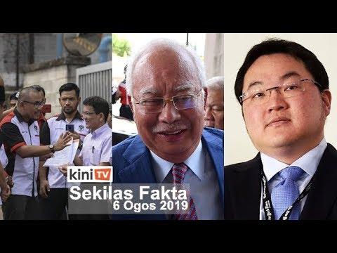 Jho Low gelar Najib 'Optimus Prime', NGO serah memo pada Dong Zong