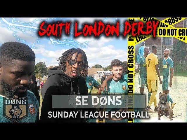 SE DONS vs ROCA SENIORS {Peckham} | 'Well Bloody Done' | Sunday League Football