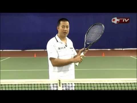 Video dạy học Tennis (P3) Cầm vợt cho mọi cú quả