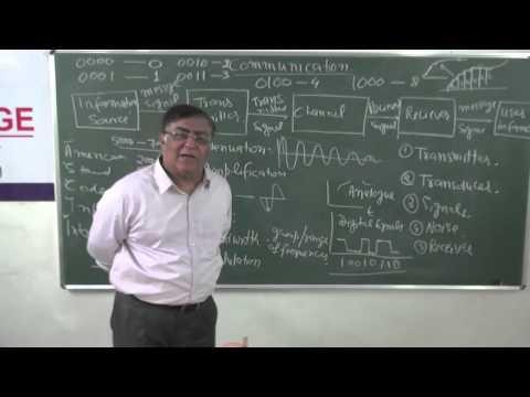 XII-13.1 Communication,Bandwidth (2014).Pradeep Kshetrapal Physics channel