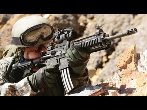 New HK 416 A5
