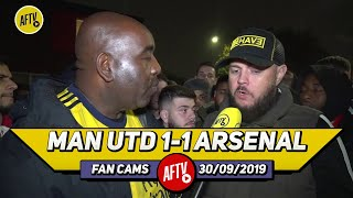 Man United 1-1 Arsenal | The Way Emery Is Treating Ozil Is Wrong!! (DT Rant)