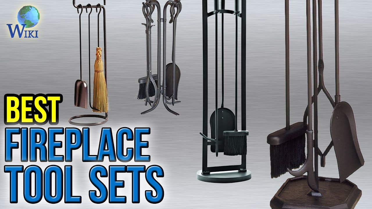 10 best fireplace tool sets 2017 youtube