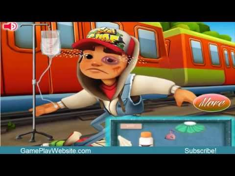 Surfer Doctor Video Gameplay - Baby Girl Games