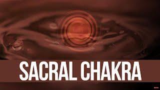Chakra 2 Sacral - Swadhisthana, Genital, Sexual Chakra, Orange Visualization