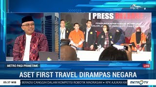Aset First Travel Dirampas Negara