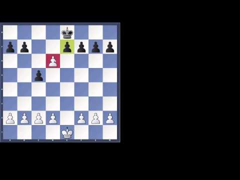 Schach Tutorial #8 - Der Bauer, En Passant und Umwandlung