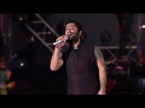 Arijit singh Dil sambhal ja Zara live MUMBAI HD