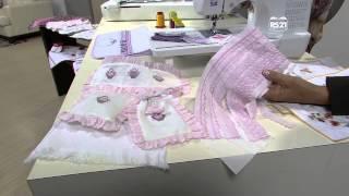 Cissa Mesquita – Protetor de porta para quarto de bebê