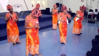 Zapętlaj Latest Edo Praise Dance. | bright o tv
