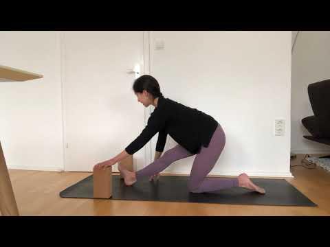 3 aktive Dehnungen und wie diese helfen können, die Flexibilität zu verbessern