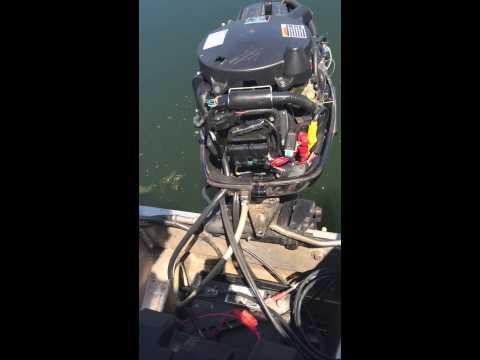boat fuel hookup