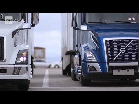 هكذا تنقل شاحنات أوبر ذاتية القيادة البضائع  - نشر قبل 1 ساعة